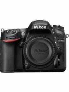 Nikon D7200 (Body) Digital SLR Camera