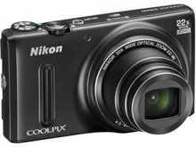 Nikon Coolpix S9600 Point & Shoot Camera
