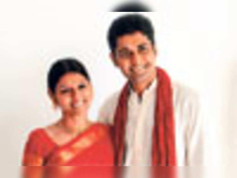 Nandita Das marries, moves to Mumbai