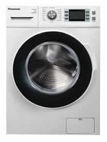 Panasonic NA-126MB1W 6 Kg Fully Automatic Front Load Washing Machine