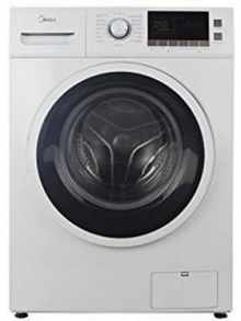 Carrier Midea MWMFL060CPR 6 Kg Fully Automatic Front Load Washing Machine