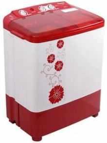 Panasonic NA-W65B2RRB 6.5 Kg Semi Automatic Top Load Washing Machine