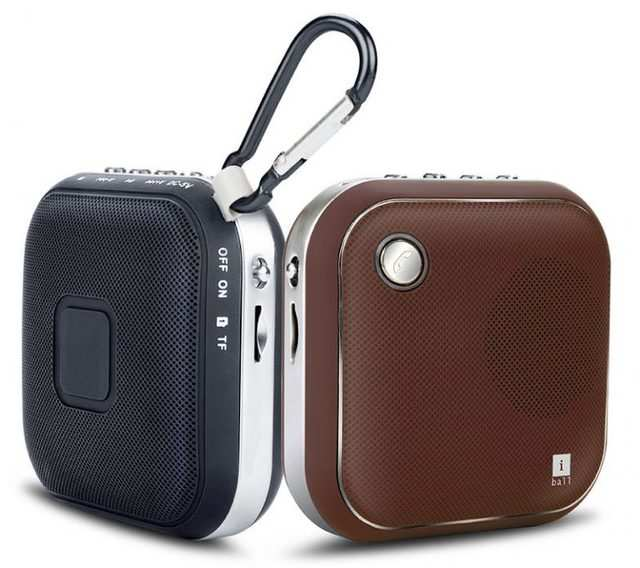 Iball Bluetooth Portable Speaker: Iball Musi Dangle Bluetooth: IBall Musi Dangle Bluetooth Speakers Launched, Price Starting At Rs