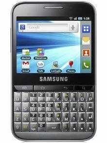 Full Specification of Samsung galaxy pro b7510