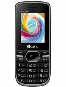 Zync X107 Plus