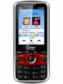 Icell Mobile DL2000