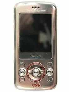 Sony Ericsson W395i