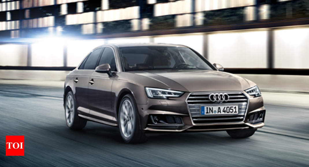 audi a4: At Rs 38 1 lakhs this is what the new Audi A4 has