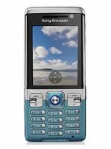 Sony Ericsson C702a