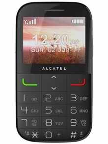 Alcatel One Touch 2000 Price In India Full Specifications