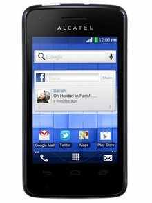 ec70b3ada1e Alcatel One Touch T Pop - Price in India, Full Specifications ...