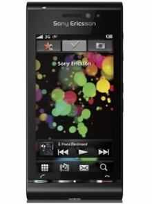 sony ericsson satio whatsapp