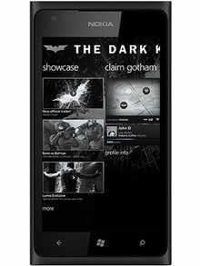 Nokia Lumia 800 - The Dark Knight Rises Limited Edition