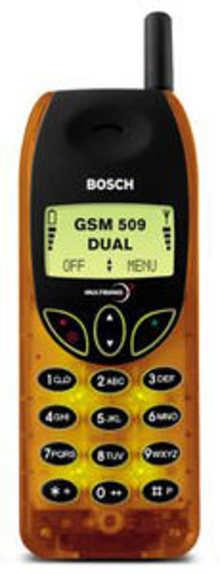 Bosch Com 509