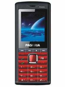Pagaria Mobile P2520A Red