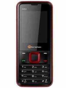 Micromax X250