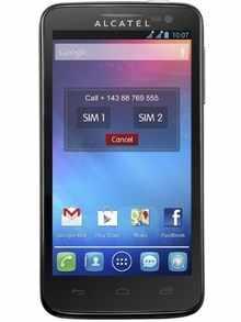 Alcatel One Touch X Pop