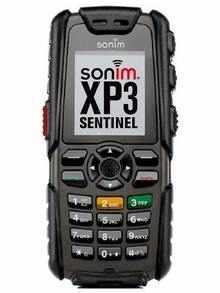 Sonim XP3 Sentinel