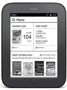 Barnes And Noble Simple Touch