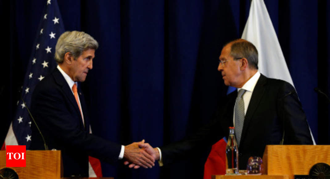 Syria Us Russia Seal Ceasefire Agreement Military Partnership In