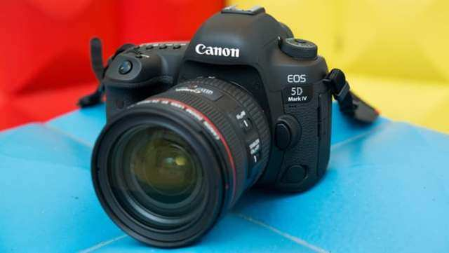 Hands-on with the eagerly-awaited Canon EOS 5D Mark IV
