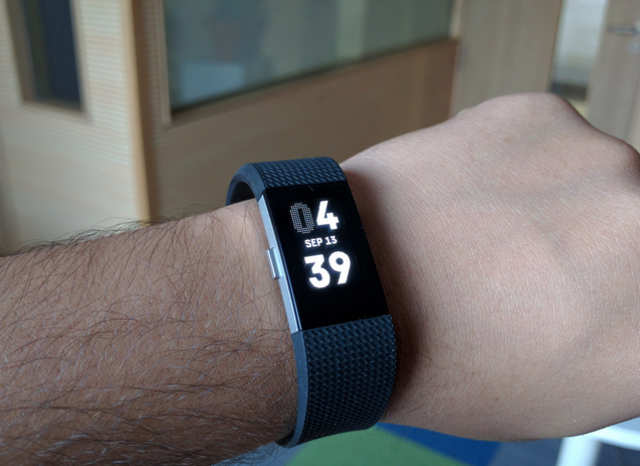 Fitbit Charge 2 review: Towards a healthier you | Gadgets Now