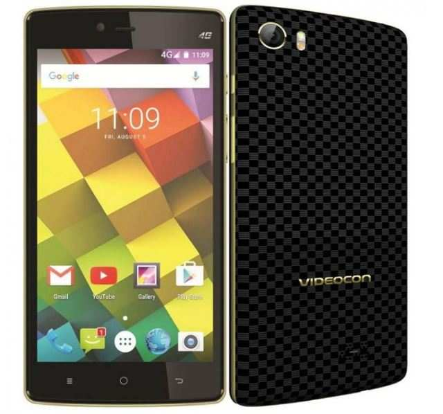 Videocon Cube 3 (V50JL) smartphone with Android Marshmallow, 5-inch display launched at Rs 8,490