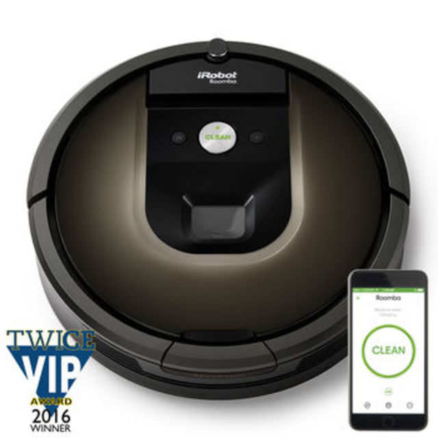 iRobot Roombaa 980 vacuuming robot launched in India at Rs 69,900
