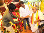 Kannada actor Vishnuvardhan's birth anniv