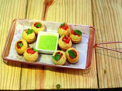 Quirky fusion chaatsmake their way to city watering holes