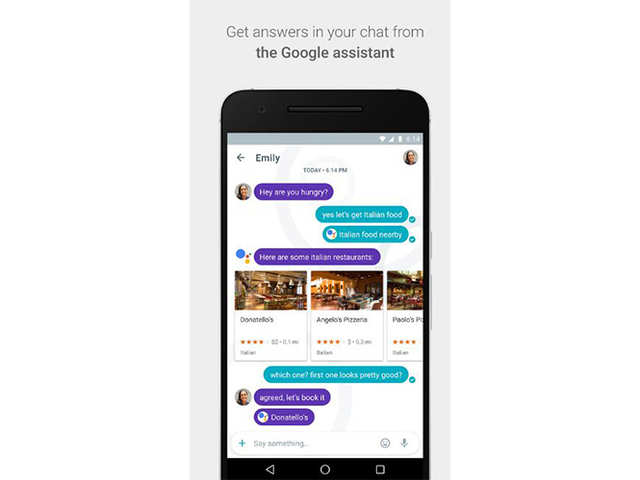 Google: Google's messaging app Allo: All you need to know