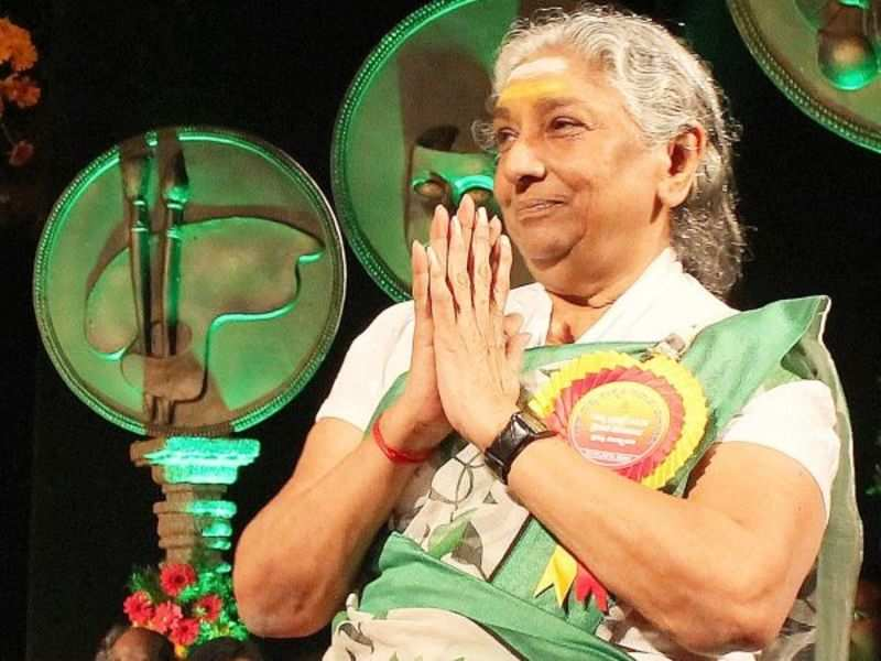 S Janaki to call it quits with a Malayalam song