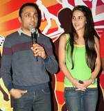 Rahul at Mumbai Marathon Expo