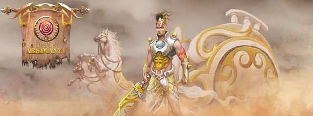 Legend of Abhimanyu: An Upcoming Action Adventure Mobile Game Launching on Apple App Store