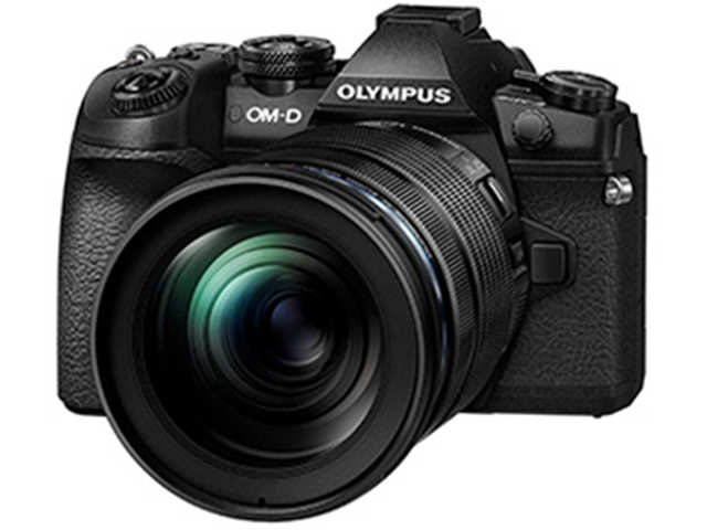 Olympus announces OM-DE-M1 Mark II with TreuPic VIII Image Processor
