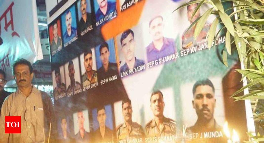Uri Attack Surat Realtor To Sponsor Education Of Uri Martyrs Kids