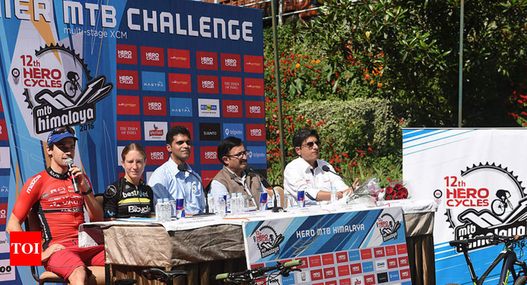 be233a66e17 MTB Himalaya: Hero MTB Himalaya: Grueling course awaits riders in 12th  edition | More sports News - Times of India