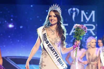 Ivani Perišić crowned Miss Earth Bosnia and Herzegovina 2016