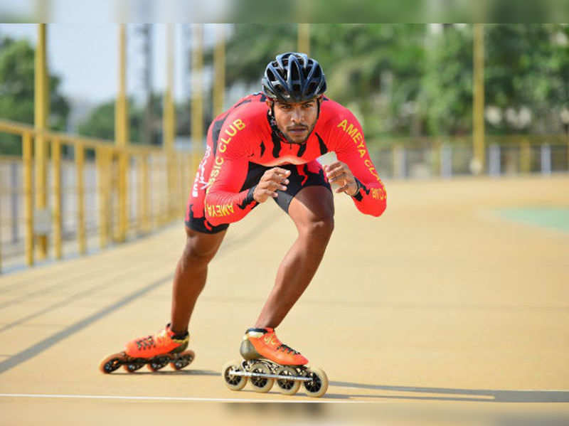 This Nagpur lad is the fastest skater of India