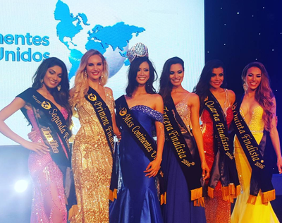 Jeslyn Santos from Philippines won the title of Miss United Continents 2016 whereas India's Lopamudra Raut bagged second runner-up spot at Miss United Continents 2016 at a grand ceremony held on 25th September, 2016 at 5:30 AM IST at Crystal Palace Guayaquil, Ecuador. The competition saw 32 participants from the 4 continents of America, Asia, Europe and Africa, giving a stiff competition. At the same event, Panama finished as 5th runner- up, Mexico was declared as 4th runner-up, Brazil as 3rd runner-up while, Denmark bagged 1st runner-up title.