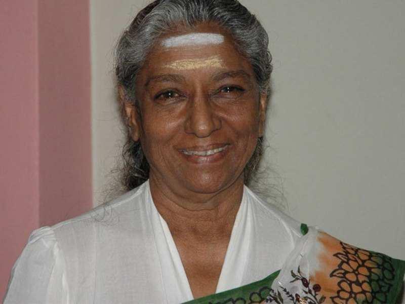 S Janaki retires from playback singing