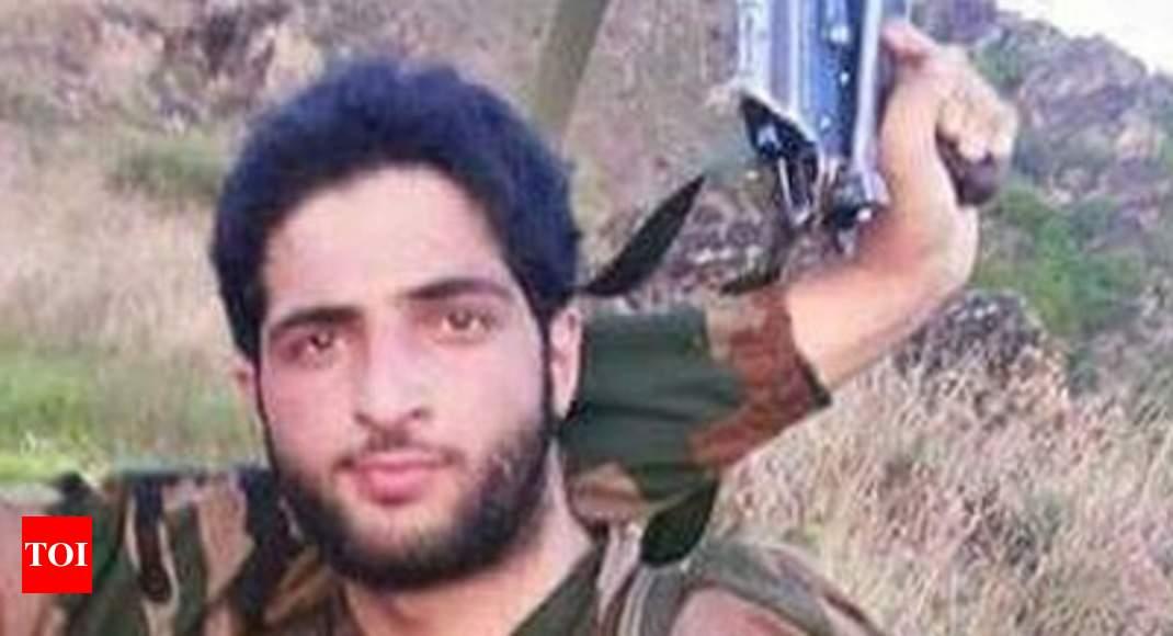 Kashmir violence: At 10, Burhan Wani wanted to join Indian