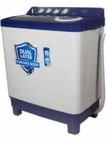 Carrier Midea Mwmsa078Z1T 7.8 Kg Semi Automatic Top Load Washing Machine