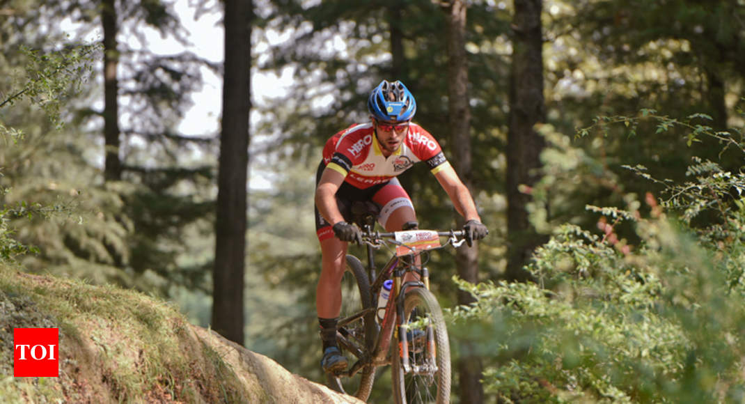 b0f219885ea Hero MTB Himalaya: Andreas Seewald holds slim lead after three days | More  sports News - Times of India