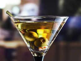 Celebrate World Martini Day with Homemade Martini