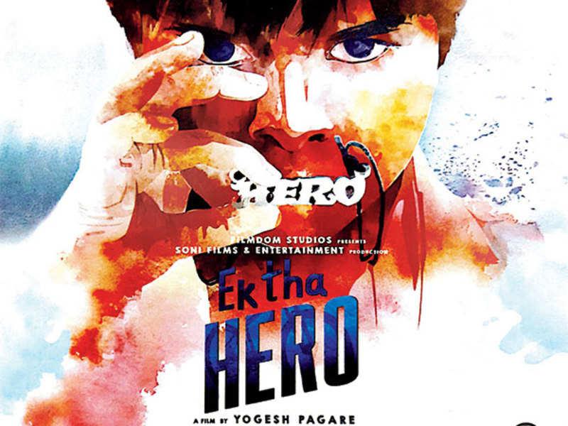 Cover of 'Ek Tha Hero' album