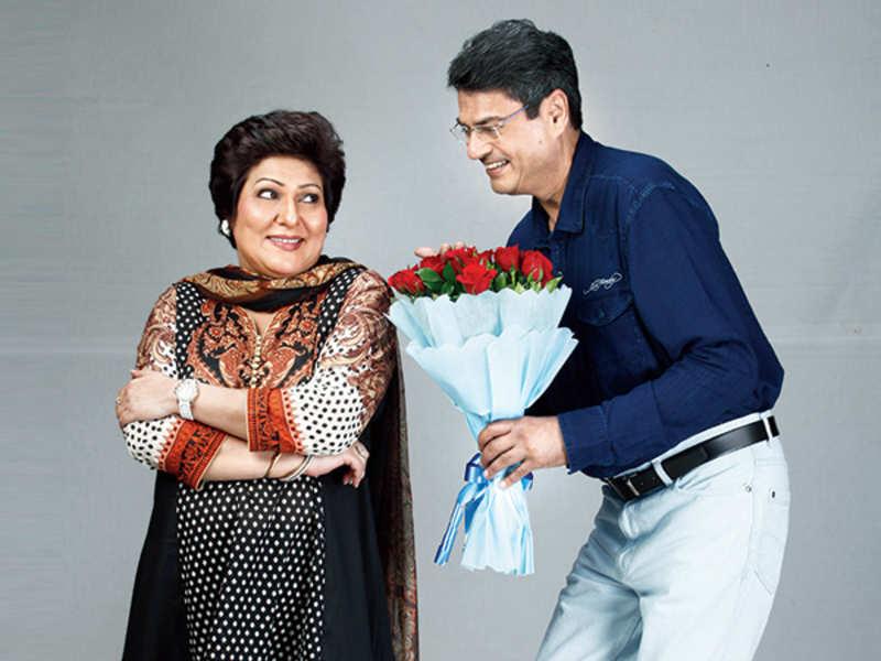 Navneet Nishan and Kanwaljit Singh in 'Dil Deke Dekho'