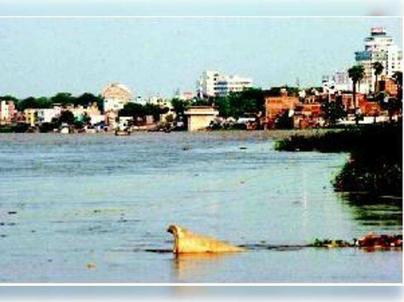 <p>Polluted Ganga river can treat infections: Scientists<br></p>