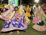 Garba night celebrations