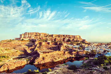 A journey to the blue city of Jodhpur